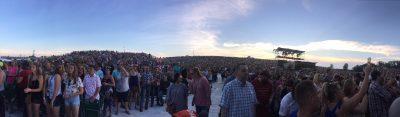 concert panorama