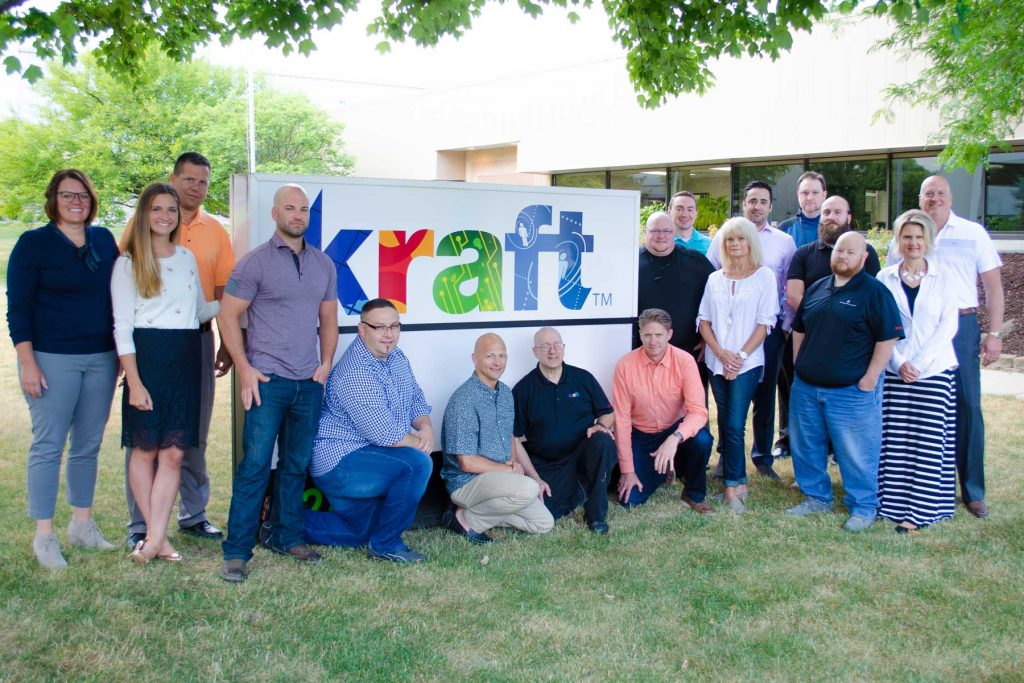 Kraft Business Systems Team